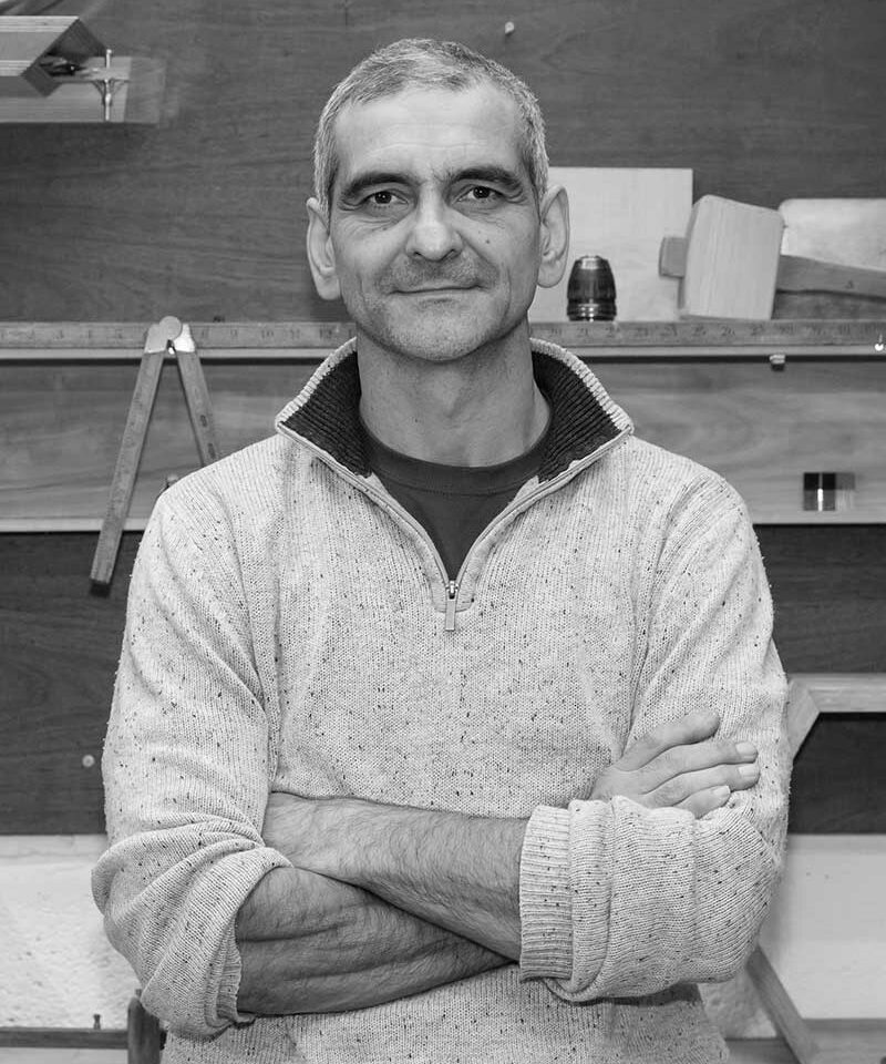 Alvaro Rodriguez cabinet maker, furniture design. Sussex