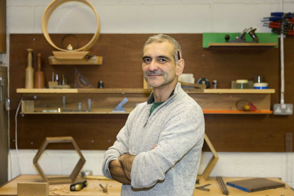 Alvaro Rodriguez | Cabinet Maker, Sussex